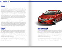 Honda 2011 Annual Report