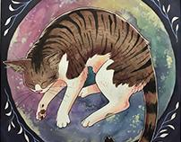 cat triptych (PART 1)