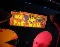 Ms. Pacman: Custom Build project