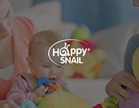 Happy Snail - concept