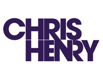 Chris Henry - Print