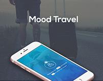 Mood Travel - Mobile App Design