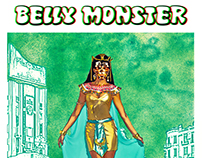 Belly Monster #Poster Idea :)