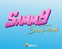 SAMMY (Sado Friend) proyecto ART TOY. 2015