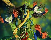 Krishna Letting Go