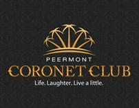 Peermont Coronet Club Branding
