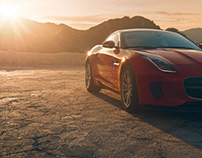 JAGUAR F-TYPE with Jonathan Schule