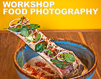 Workshop Food Photography 2018
