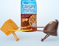 Crispy Minis