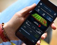 Sportingbet Mobile App Redesign
