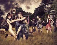 Paris' Calling - Parisian Apocalypse by Nineteen74