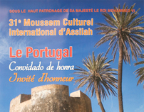 """Le Portugal"" in Assilah"