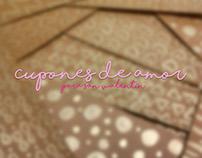 Cupones de amor- San Valentín-