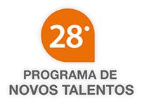 Logo e materiais - Programa de Trainees