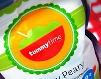 Tummy Time | Food Packaging