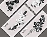 iCONOLOGY 花を着るワンピース #01