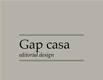GAP CASA | restyling