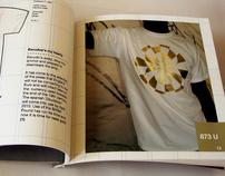 Branding / Editorial - '873 U' clothing