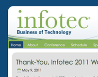 Infotec 2011 Website