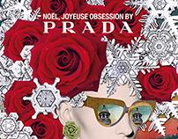 Projet Event : Noël Printemps x Prada