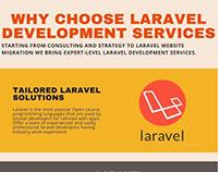 Why Choose Laravel Development Services - Infographics