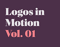 Logos in Motion Vol. 01