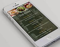 Tomato Café Web Design