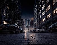 Gotham - Night's Colors