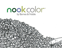 Nook Color campaign
