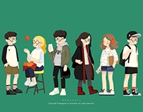 Some Boys and Girls. Ⅰ
