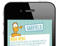 Garfield Mobile Application