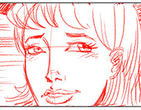 "ABC TV Show ""Boom"" Storyboards"