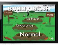 Bunny Bash iPod/iPhone Mobile Application