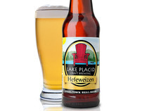 Lake Placid Craft Brewing Hefeweizen