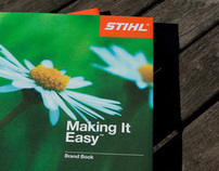 STIHL - Making It Easy™ Brand Book
