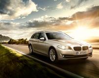 BMW 5series | Bavarian Short Spin - CGI