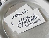 Hillside Schoolhouse Logo