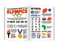The Supernova guide to the Olympics