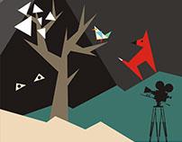 Green Screen Wildlife Film Festival poster 2