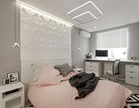 Tender bedroom