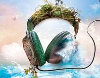 Miami's Sound found in Nature by Punkychicken