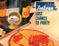 Lostego - Last Chance To Party
