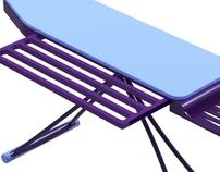 Kelebek Ironing Table