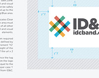 ID&C Logo rebrand 2016