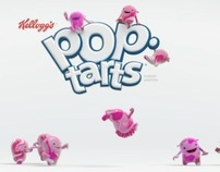 Kellogg's Pop-Tarts Follow the Leader