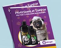 Splash Shampoo [brochure]