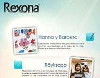 Rexona App