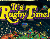 It's Rugby Time!