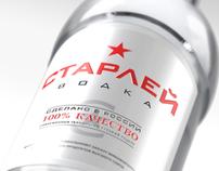 Vodka STARLEI