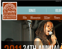 The Hayti Heritage Center Website Redesign